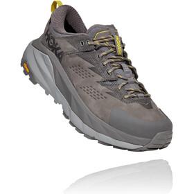 Hoka One One Kaha GTX Low Shoes Men, grijs